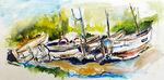 Zeichnung: St. Ives