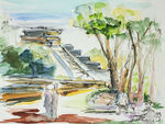 Zeichnung: Palenque